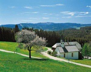 Schwarzwald (La Forêt Noire) dans Urlaubsorte in Frankreich - Vos vacances en Allemagne Schwarzwald-300x238