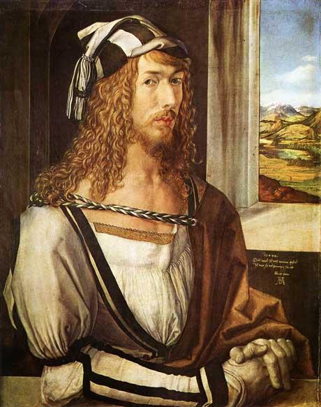 Berühmtes Porträt