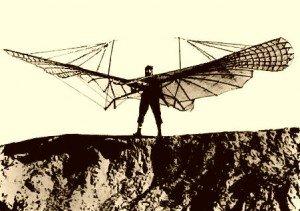 Segelflug (vol à voile) dans Erfindungen (inventions) lilienthal-300x211