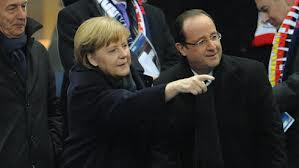 Angela MERKEL und François HOLLANDE bei Länderspiel in Paris dans Was ist gerade in Deutschland los? (que se passe-t-il en Allemagne ?) fussbal-paris